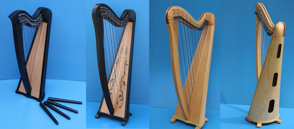 Aster-family-of-harps